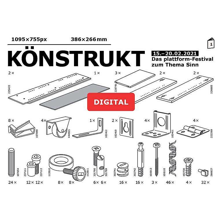 plattform-Festival: Kokon | Komplott | Mama Nostrum