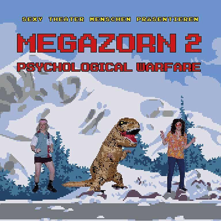 Sexy Theater Menschen - Vier Level aus ›Megazorn 2‹