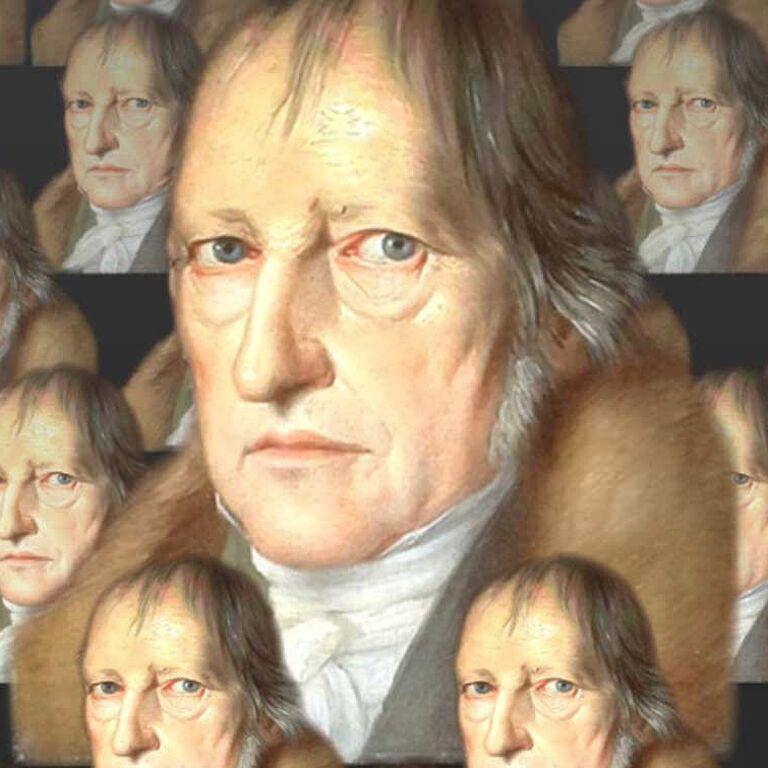 Mit Hegel auf der Couch